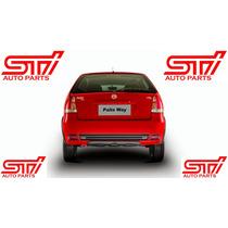 Para-choque Traseiro Fiat Palio Way - Original