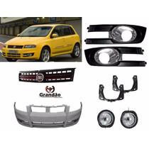 Parachoque Fiat Stilo 2008 2009 2010 2011 2012 Completo