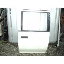 Porta Traseira Direita Mitsubishi L200 Gl 2007 Diesel