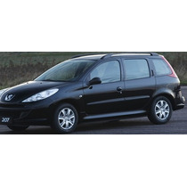 Porta Dianteira Esquerda Sucata Peugeot 206 207 Peças Usadas