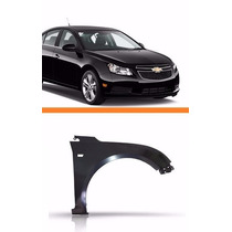 Paralama Chevrolet Cruze Hatch Sedan 2011 2012 2013 Direito