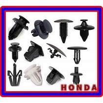 Honda Kit 93 Presilha Parabarro Parachoqu Civic Fit Crv City