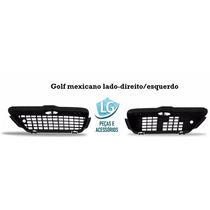 Grade Parachoque Golf 95 96 97 98 Mexicano Gl Glx Lado-d/e