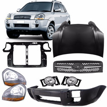 Kit Frente Tucson Hyundai 2005 A 2014 Peças Novas