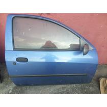 Porta Ld Direito Ford Ka 97/99 Usada S/acessorios Boa Ok