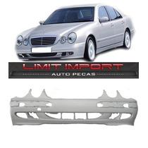 Parachoque Diant Mercedes E320 E420 E430 Ano 2000 2001 2002