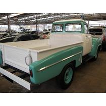 Paralamas Traseiros Chevrolet Brasil 3100 Modelo Original