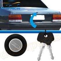 Cilindro Tampa Traseira Porta Malas Chevette Sedan Preto