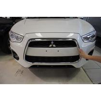 Asx Mitsubishi 2013/14/15 Friso Cromado Frontal Novo