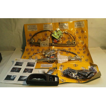 Kit Vidro Eletrico Gol Voyage G5 4 Portas Sensorizado 21725