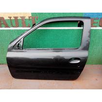 Porta Clio 2 Portas 2004/2014 Lado Esquerdo ( Motorista )