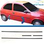 Kit Friso Lateral Corsa Hatch Pick-up 94 - 03 2 Portas Novo