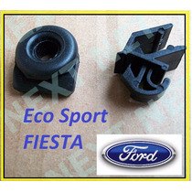 Ford Presilha Vareta Capo Borracha Base Trava Ka Fiesta Eco