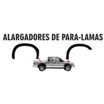 Alargadores De Para-lamas Duster Aventura - Preto