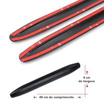 Protetor De Parachoque Universal Kit 4 Peças - Flexível