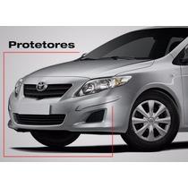 Friso Protetor Para-choque Toyota Corolla 2016 Transparente