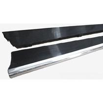 Estribos Externos Alumínio P/ Fusca ( Modelo Americano )