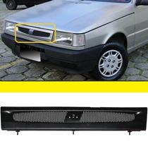 Grade Dianteira Uno Mille Smart 00/02 Para Emblema Quadrado