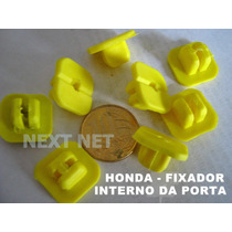 Honda Grampo Fixador Interno Porta Honda New Civic Fit Cit