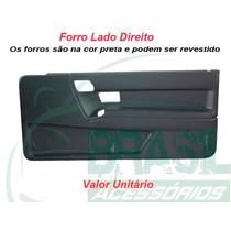 Forro De Porta Interno Santana 2 Portas Lado Direito 91 - 98