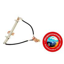 Máquina Vidro Manual Escort Logus 93 94 95 96 Lado Direito