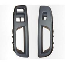 Moldura Vidro Eletrico Gol G5 Dianteiro - Par