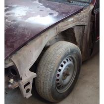 Caixa De Roda Longarina Lado Esquerdo Monza Tubarão 91/96