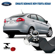 Engate Do New Fiesta Sedan