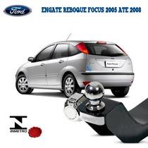 Engate Reboque Ford Focus Hatch 2005 2006 2007 2008