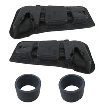 Kit Guias Do Parachoque Dianteiro + Buchas Blazer S10