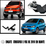 Engate De Reboque Vw Crossfox E Fox 2010 11 12 13 14 15 16