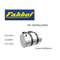 Tanque Combustivel Caminhão Vw Constellation 300lt Aluminio