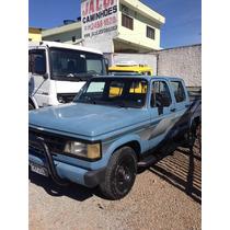 Chevrolet D-20 1989 4 Portas Com Ar Jacui Caminhões