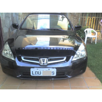 Honda Accord 2003 Preto 2.4 16v