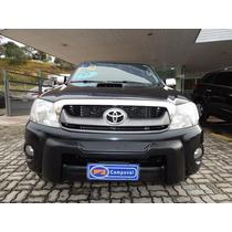 Toyota Hilux Srv 4x4 Cabine Dupla 3.0 Turbo Intercooler 16v