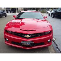 Chevrolet Camaro Ss Vermelho 2013