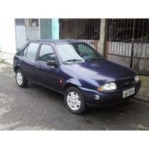 Ford Fiesta 1.0 1998,doc Ok 4.800 4 Portas
