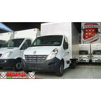 Renault Master Bau 2016 0km A Pronta Entrega