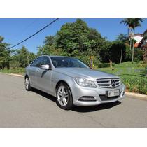 Mercedes-benz C 180 1.8 Cgi Classic Turbo 4p Automatica 2012