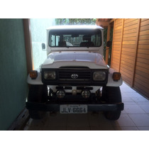Jeep Toyota 4x4 1995 Branco