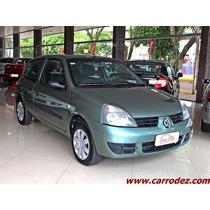 Renault Clio 1.0 Authentique 2p Manual Flex 2008 - Carro Dez
