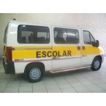 Fiat Ducato 2.8 Minibus Escolar 20 Lugares 2008 2008