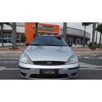 Ford Focus Sedan 2.0 2004 Automático Gasolina Pjr Car