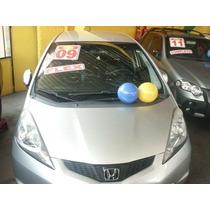 Honda Fit Completo 2009 Luisinho Multimarcas