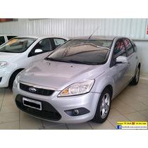 Ford Focus 2.0 Mecânico Completo Prata Auto M Veiculos