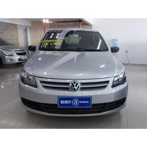 Volkswagen Gol 1.6 Mi 8v Flex 4p Manual G.v 2010/2011