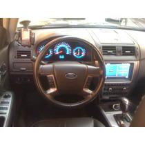 Ford Fusion 3.0 V6 / 2010 / Preto / Aceitamos Seu Veiculo Na