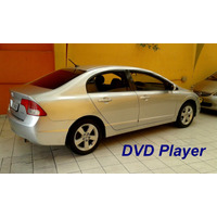 New Civic Lxs 1.8, Automatico + Kit Multimidia !! Dvd Player