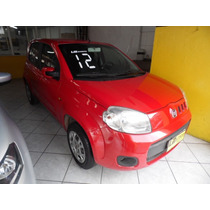 Fiat Uno 1.0 Evo Vivace 8v Flex 4p Manual 2011/2012