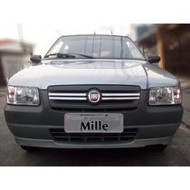 Fiat Uno Mille 2009 4 Portas Completo - Raridade